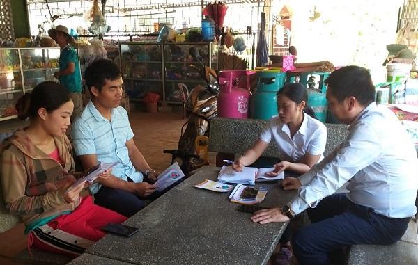 Tuyên truyền chính sách BHXH tự nguyện đến người dân trên địa bàn tỉnh Nghệ An