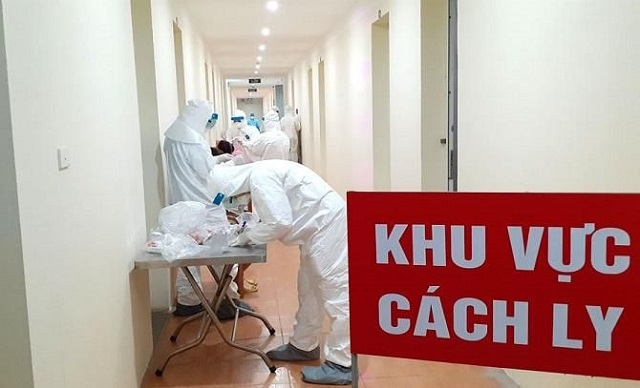 Sáng 31/10, không ghi nhận ca mắc mới COVID-19, Việt Nam còn 14.713 người cách ly