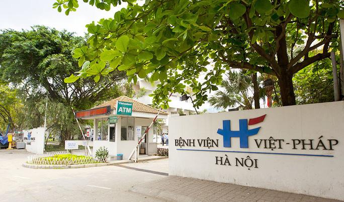 Bệnh viện Việt Pháp, Hà Nội nơi xảy ra sự cố y khoa
