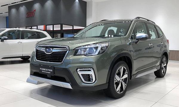 Mẫu xe Subaru Forester giảm giá gần 230 triệu đồng