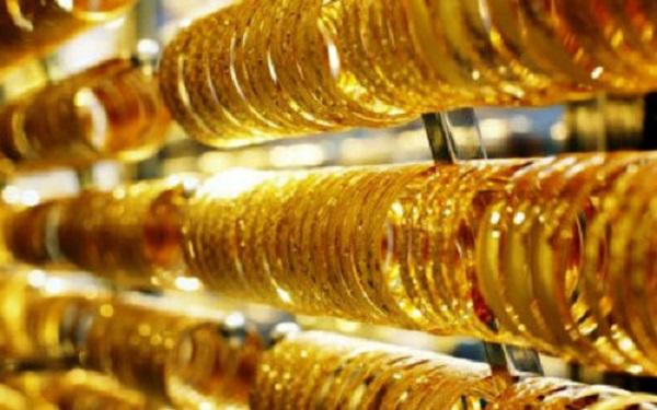 Vàng tăng vọt