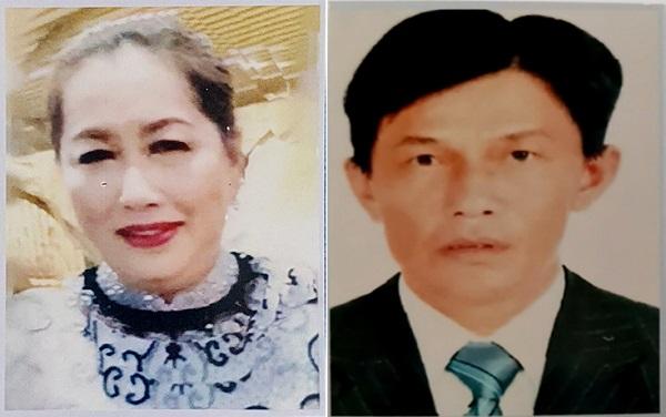 Bà trùm vùng biên Mười Tường (Nguyễn Thị Kim Hạnh) và đối tượng đang bị truy nã đặc biệt Nguyễn Hoàng Út (tức Út Mạnh)