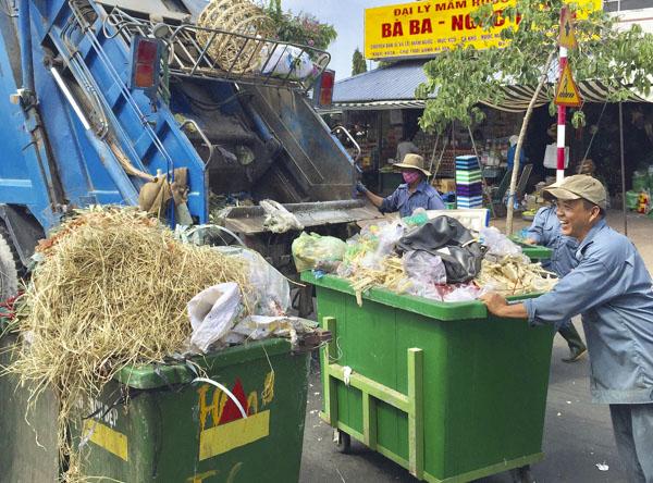 Bà Rịa – Vũng Tàu: Cần xử lý nghiêm các doanh nghiệp chậm chuyển đổi mô hình xử lý rác