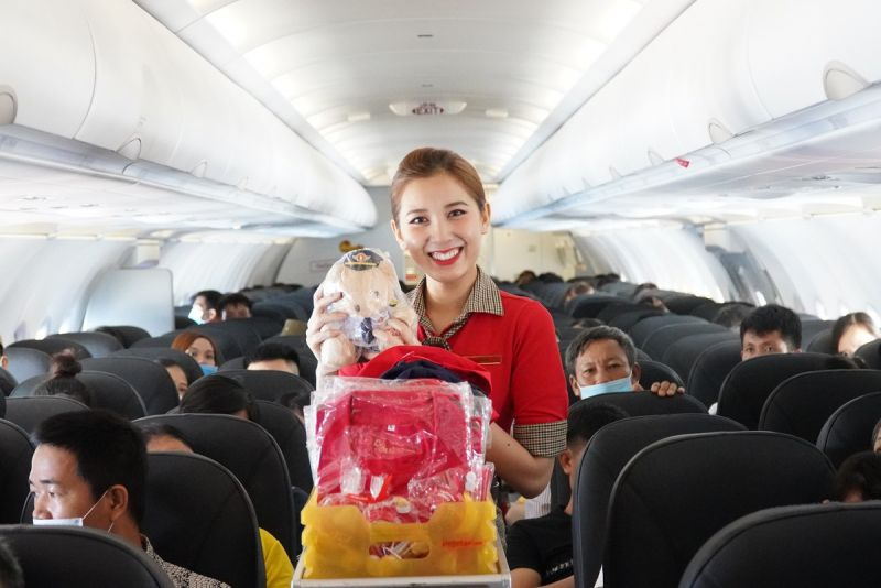 Vietjet tung hơn 1 triệu vé 0 đồng (*) trong cả ngày 11/11/2020 trên toàn mạng bay nội địa rộng khắp Việt Nam