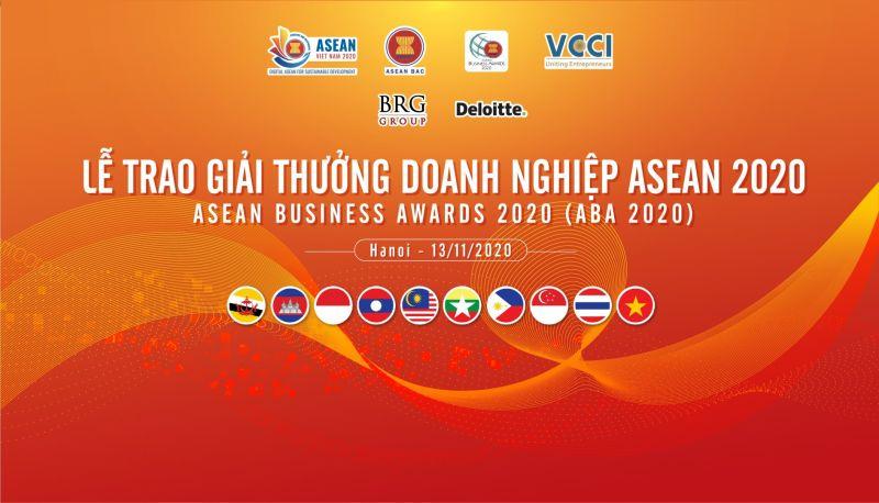 Lễ trao giải ABA 2020 sẽ được livestream trực tiếp dự kiến bắt đầu từ 18h00 ngày 13/11/2020