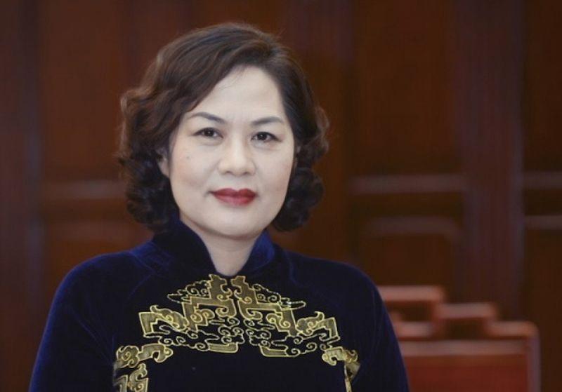 Bà Nguyễn Thị Hồng trở thành nữ Thống đốc đầu tiên của Ngân hàng Nhà nước Việt Nam