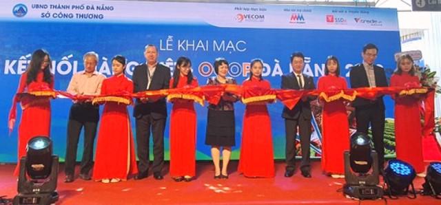 Chương trình kết nối hàng Việt – OCOP Đà Nẵng 2020 là một trong những hoạt động nhằm đẩy mạnh phát triển các hoạt động thương mại của các đơn vị doanh nghiệp sản xuất, hợp tác xã… ở các tỉnh, thành phố sau thời gian bị ảnh hưởng bởi dịch Covid-19
