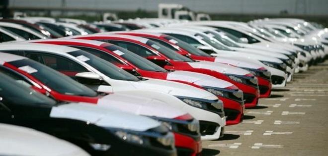 Việt Nam nhập khẩu hơn 13.000 xe ô tô trong tháng 10 (Ảnh minh họa)