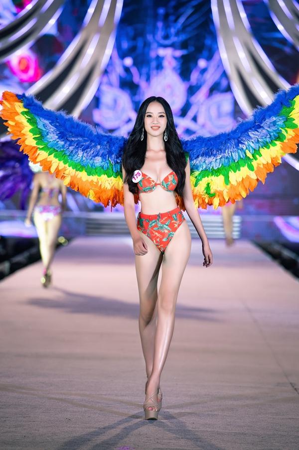 Phần thi bikini  được khán giả chờ đợi tại cuộc thi sắc đẹp