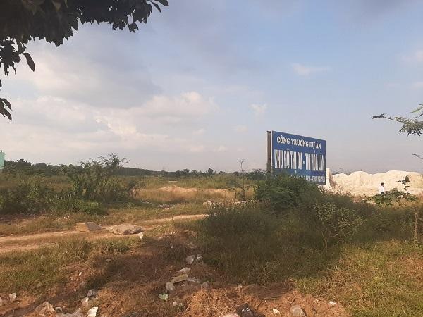 Dự án KDC Hòa Lân