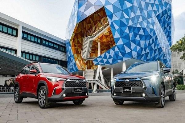 Toyota Corolla Cross đạt 1.548 xe bán ra trong tháng 10/2020