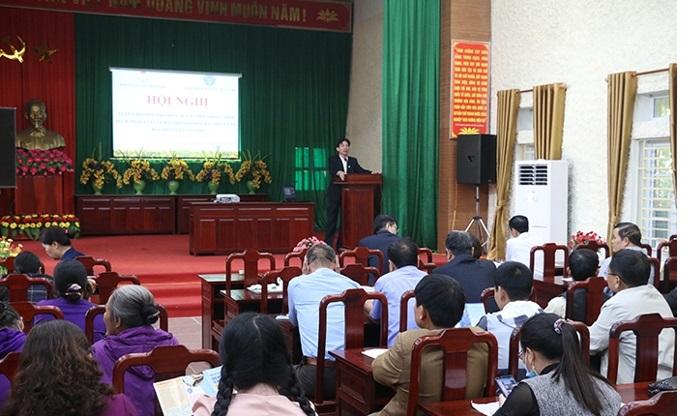 Toàn cảnh Hội nghị (Ảnh: bacninh.gov.vn)
