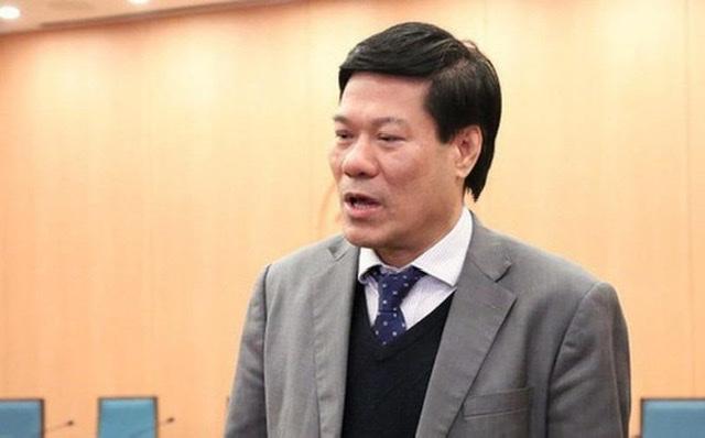 Cựu Giám đốc CDC Hà Nội là chủ mưu vụ nâng giá máy xét nghiệm Covid-19