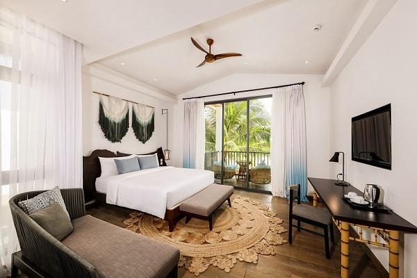 Nội thất bên trong khu nghỉ dưỡng New World Phu Quoc Resort