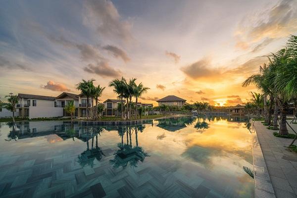 Bên trong khu nghỉ dưỡng New World Phu Quoc Resort
