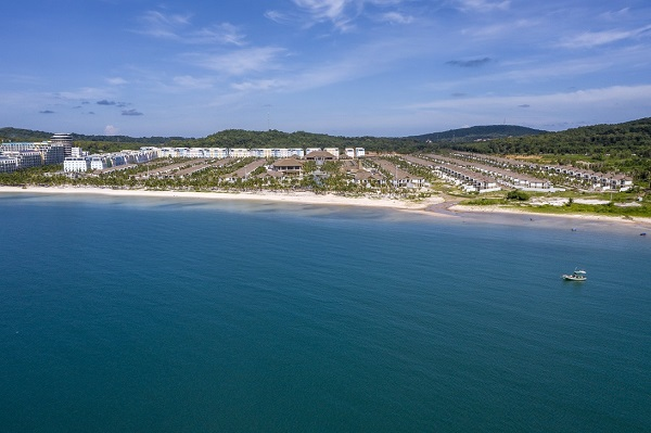 Toàn cảnh khu nghỉ dưỡng New World Phu Quoc Resort