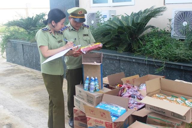 Cục QLTT tỉnh Thanh Hóa đã từng bước đấu tranh hiệu quả với các hành vi buôn lậu, gian lận thương mại.