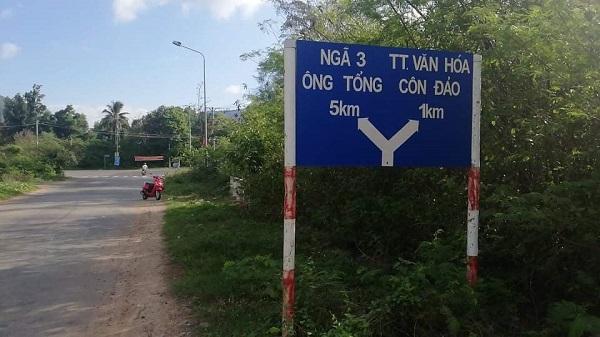Chủ tịch UBND tỉnh Bà Rịa-Vũng Tàu vừa có văn bản giao công an tỉnh rà soát, thẩm tra lại cuộc đấu giá khu đất gần 80.000m2 tại huyện Côn Đảo.