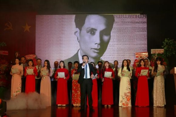 Chương trình văn nghệ chào mừng 38 năm Ngày Nhà giáo Việt Nam (20/11)