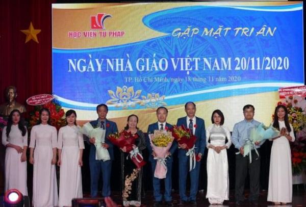 Lễ gặp mặt tri ân nhân Ngày Nhà giáo Việt Nam (20/11)