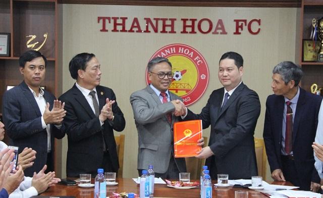 Tập đoàn bất động sản Đông Á tiếp nhận CLB Bóng đá Thanh Hóa