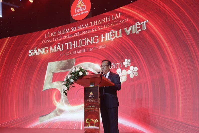 Ông Nguyễn Ngọc An - Tổng giám đốc Công ty Cổ phần Việt Nam Kỹ Nghệ Súc Sản (Vissan)