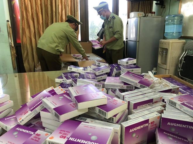 137.320 đơn vị tân dược không có hóa đơn chứng từ