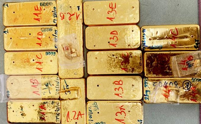 Tiếp tục bắt và truy nã thêm nhiều đối tượng vụ 51kg vàng lậu