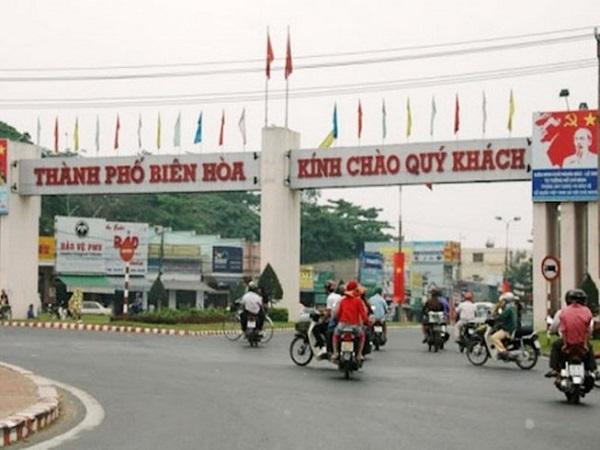 TP. Biên Hòa, tỉnh Đồng Nai