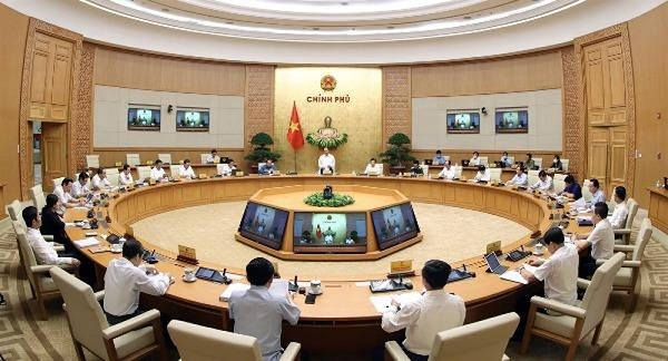 Thủ tướng chủ trì phiên họp Chính phủ chuyên đề xây dựng pháp luật diễn ra vào tháng 8/2020