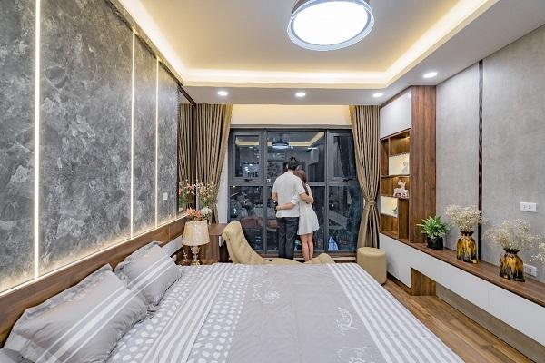 Sapphire 2 – TNR Goldmark City là nơi an cư của nhiều gia đình Việt.