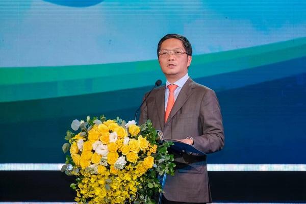 Bộ trưởng Bộ Công Thương Trần Tuấn Anh - Chủ tịch Hội đồng Thương hiệu quốc gia Việt Nam