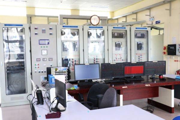Trạm biến áp không người trực tại Quế Võ - Bắc Ninh