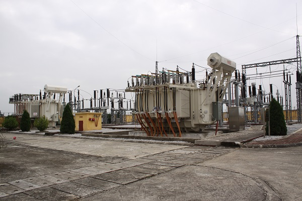 Trạm biến áp được thiết kế theo mô hình kỹ thuật số hiện đại nhất trên thế giới tại Quế Võ - Bắc Ninh