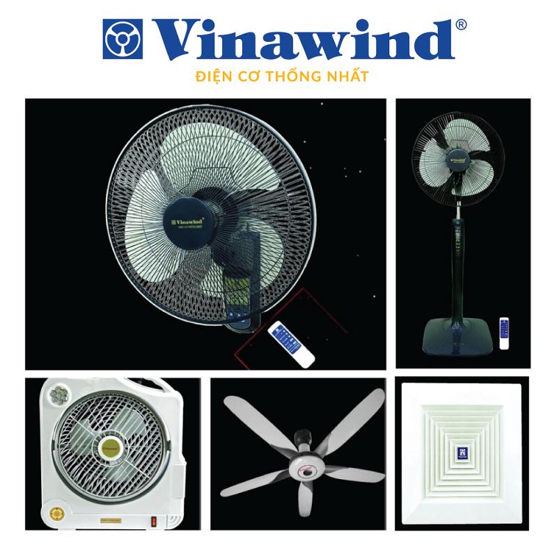Quạt điện Vinawind bền bỉ với thời gian