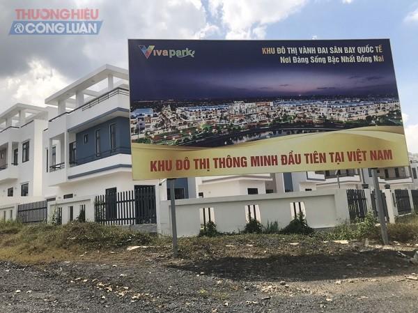 dự án Khu dân cư Tân Thịnh (tên thương mại là Viva Park, tại xã Đồi 61, huyện Trảng Bom, tỉnh Đồng Nai) do Công ty Cổ phần đầu tư LDG (Công ty LDG) làm chủ đầu tư.