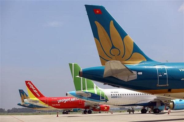 Các hãng bay trong nước đề nghị có cơ chế chính sách hỗ trợ, ưu đãi