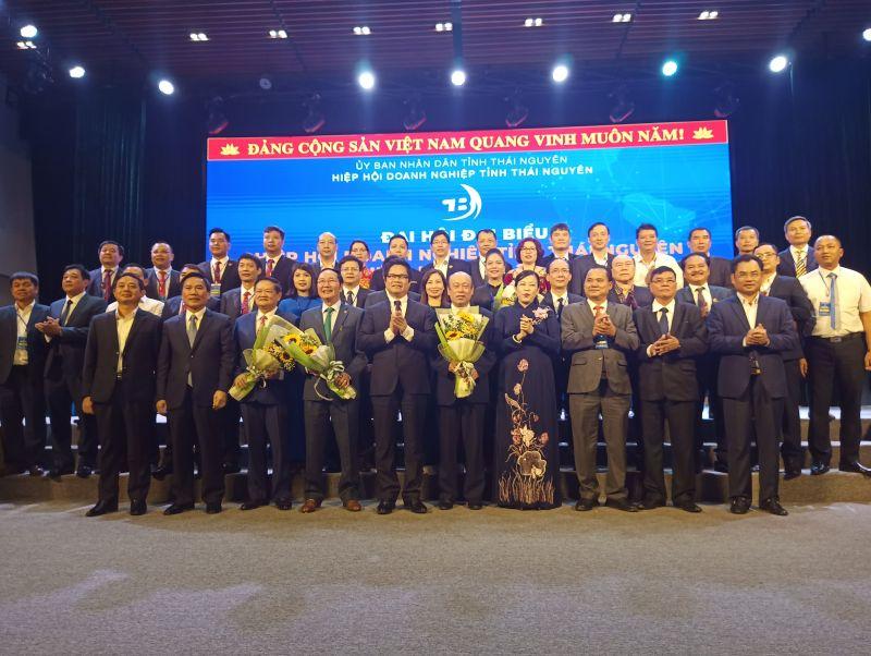 Ra mắt Ban chấp hành HHDN tỉnh khóa II, nhiệm kỳ 2020-2025.