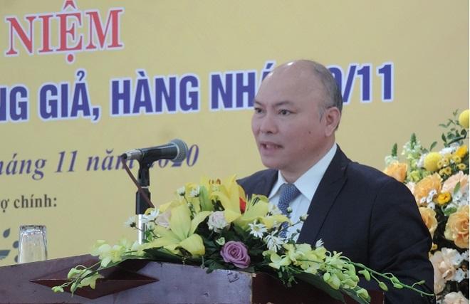 Chánh Văn phòng Bộ Nội vụ, Vũ Đăng Minh