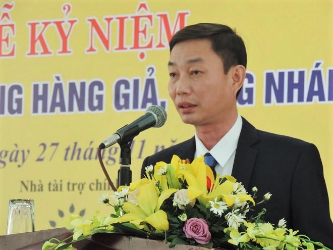 Phó TGĐ Tập đoàn Tuần Châu, Đinh Hữu Chung