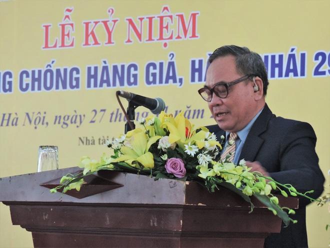 TS. Lương Đăng Ninh, Chủ tịch Hội bảo vệ NTD Lạng Sơn