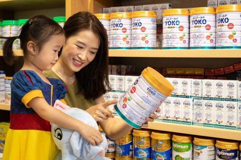 Vinamilk là thương hiệu sữa được người tiêu dùng Việt Nam chọn mua nhiều nhất 8 năm liền và 6 lần liên tiếp được vinh danh Thương Hiệu Quốc Gia