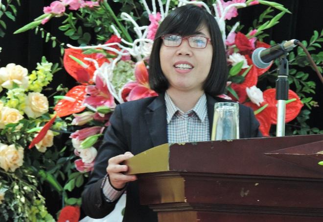 TGĐ Công ty TNHH quốc tế Trà Tiên Thảo, Nguyễn Hà Thu