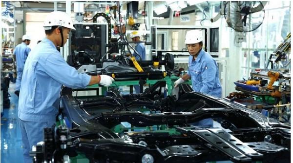 Công nghiệp chế biến, chế tạo vẫn là lĩnh vực hút vốn ngoại
