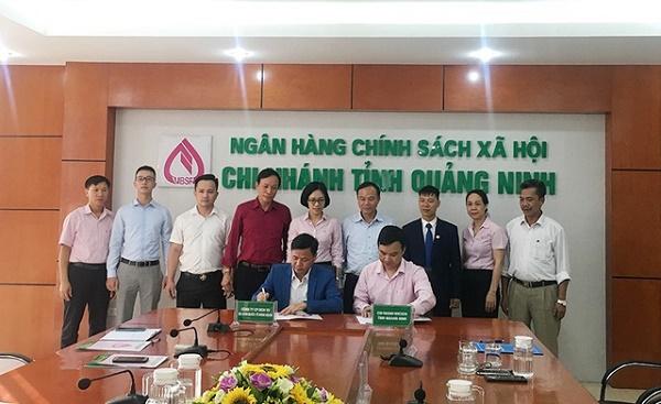 Doanh nghiệp (người sử dụng lao động) tại Quảng Ninh vay vốn tra lương cho người lao động ngừng việc