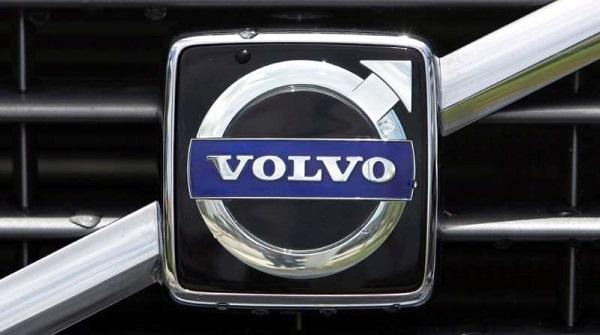 Logo của hãng xe Volvo