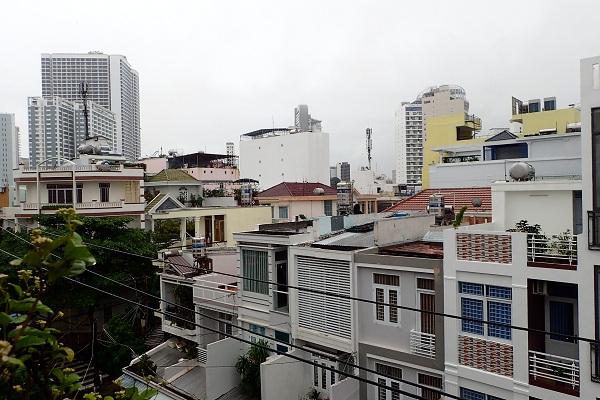 Thành phố Nha Trang có mưa lớn kéo dài