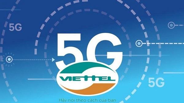 Viettel chính thức kinh doanh thử nghiệm 5G