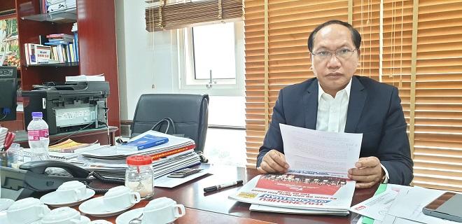 Chánh Văn phòng Thường trực BCĐ389/QG, Đàm Thanh Thế