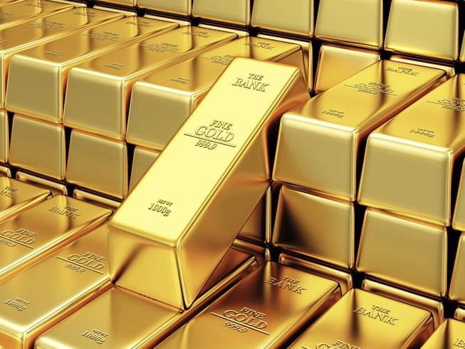 Vàng tiếp tục chịu áp lực giảm mạnh cho dù đồng USD sụt giảm